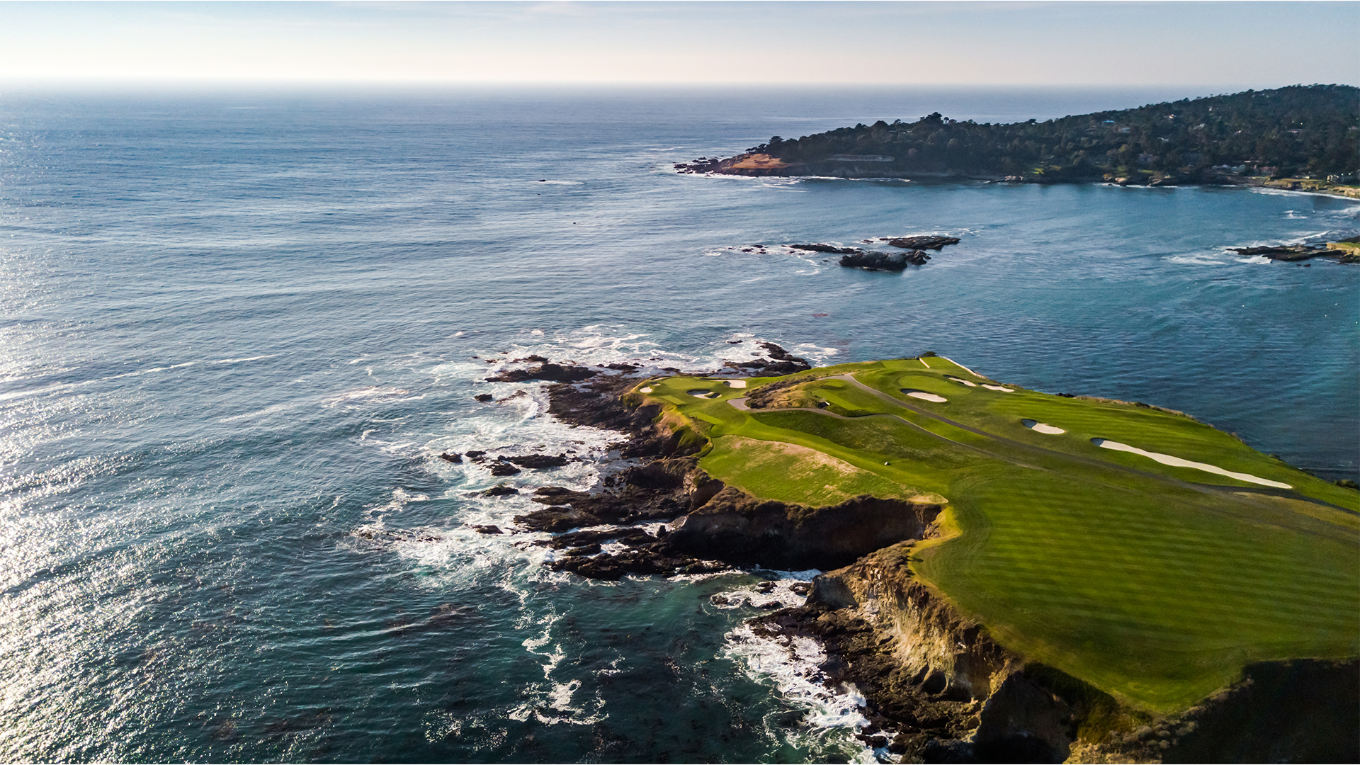 Accuracy is key at Pebble Beach